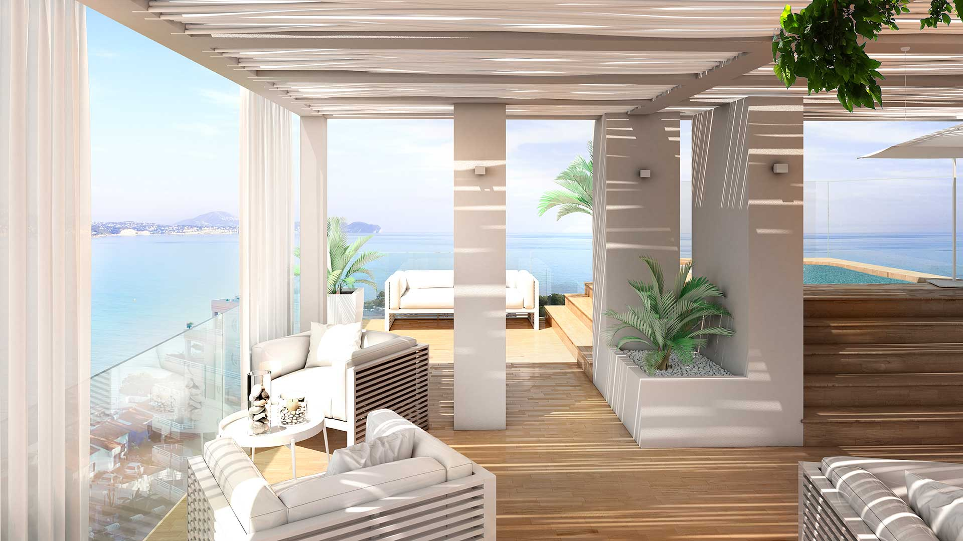 The Beach at your home